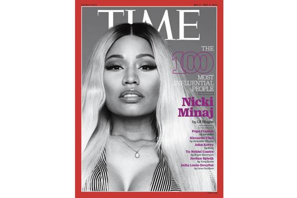 nicki-minaj-time-100-cover
