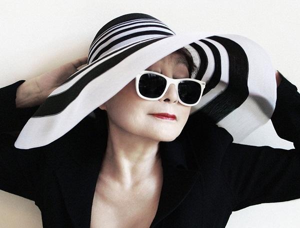 Image via Yoko Ono's Facebook