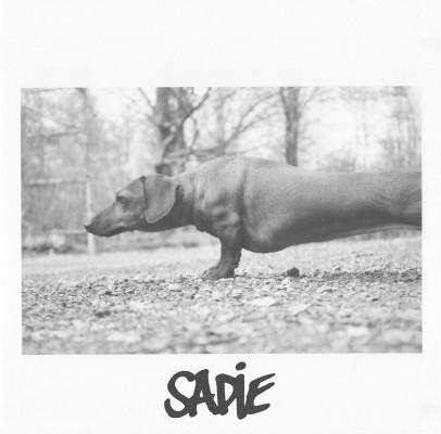 Sadie EP Artwork
