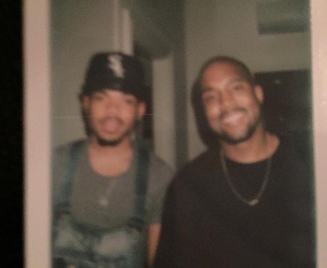 Image via Chance the Rapper on Instagram