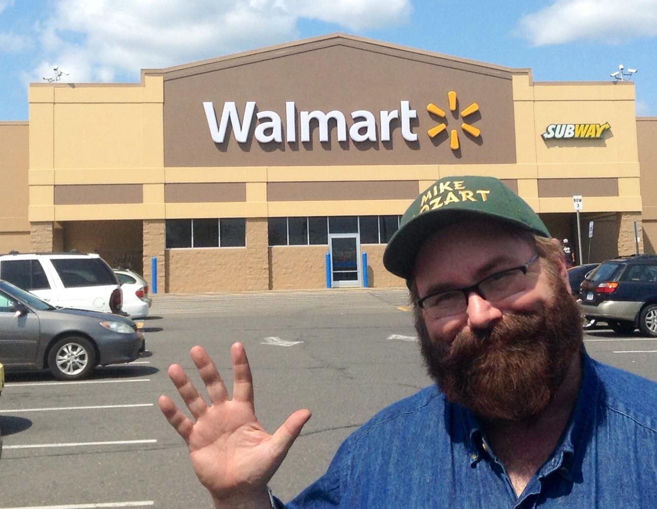 Mike Mozart Walmart