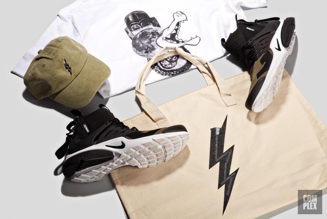 Acronym x Nike Presto 3