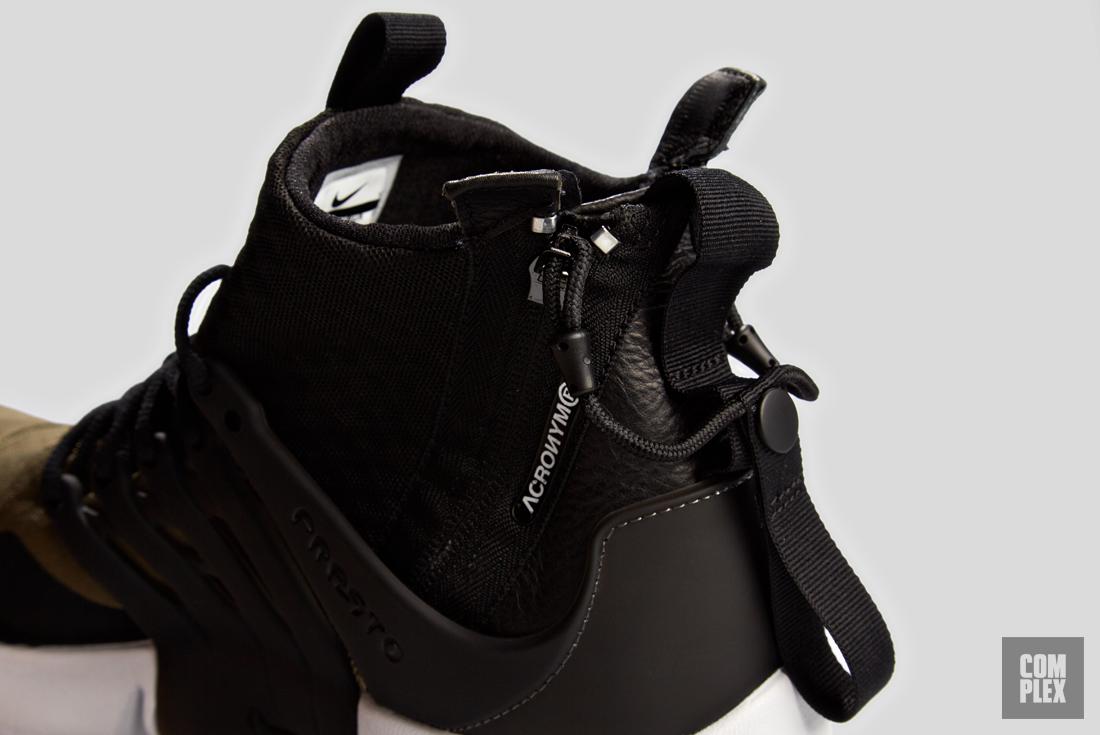 Acronym x Nike Presto 6