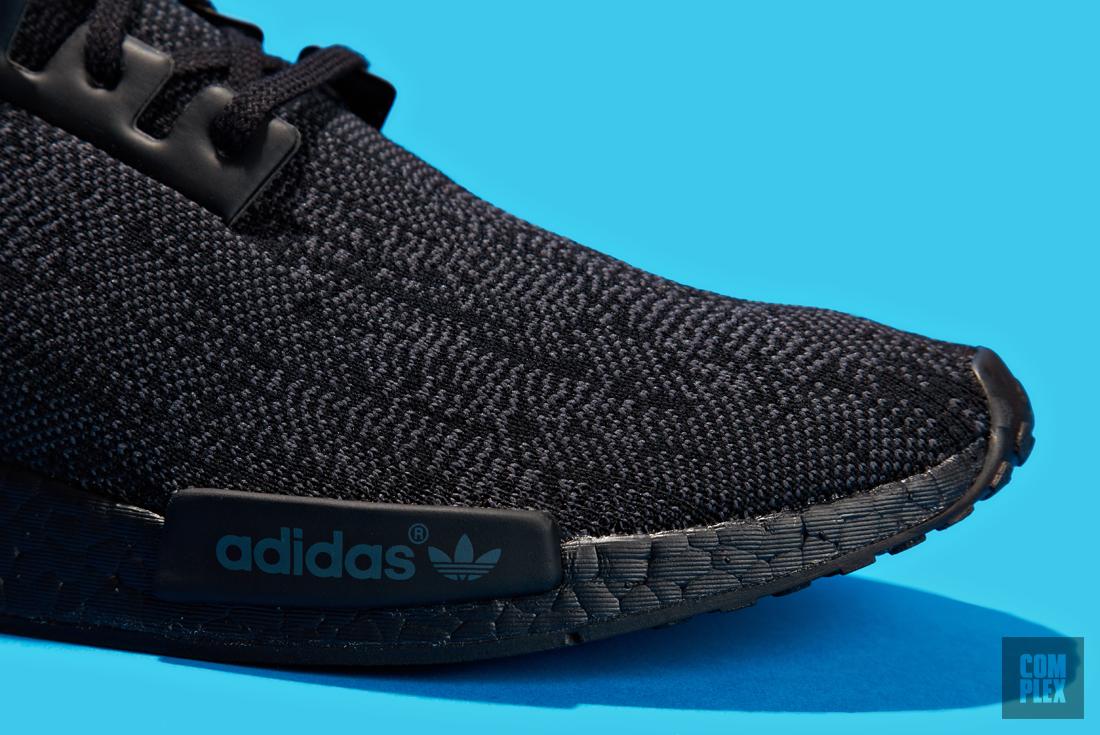 brand new fc8e5 60a8b adidas nmd pitch black