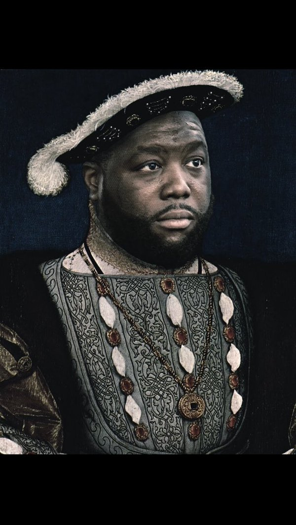 These Photoshops of Rappers in Renaissance Paintings Are Just Perfect news