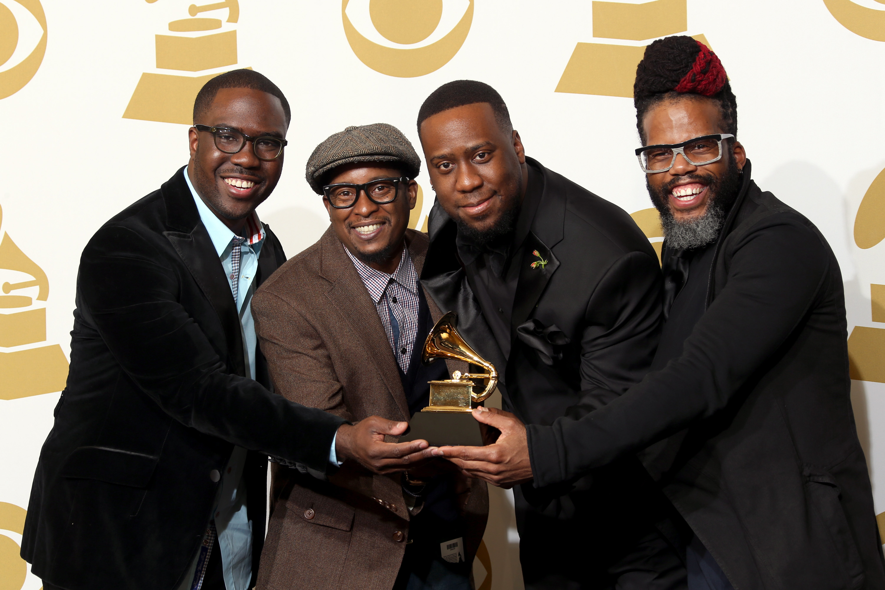Jazz Can't Keep Up With Robert Glasper news