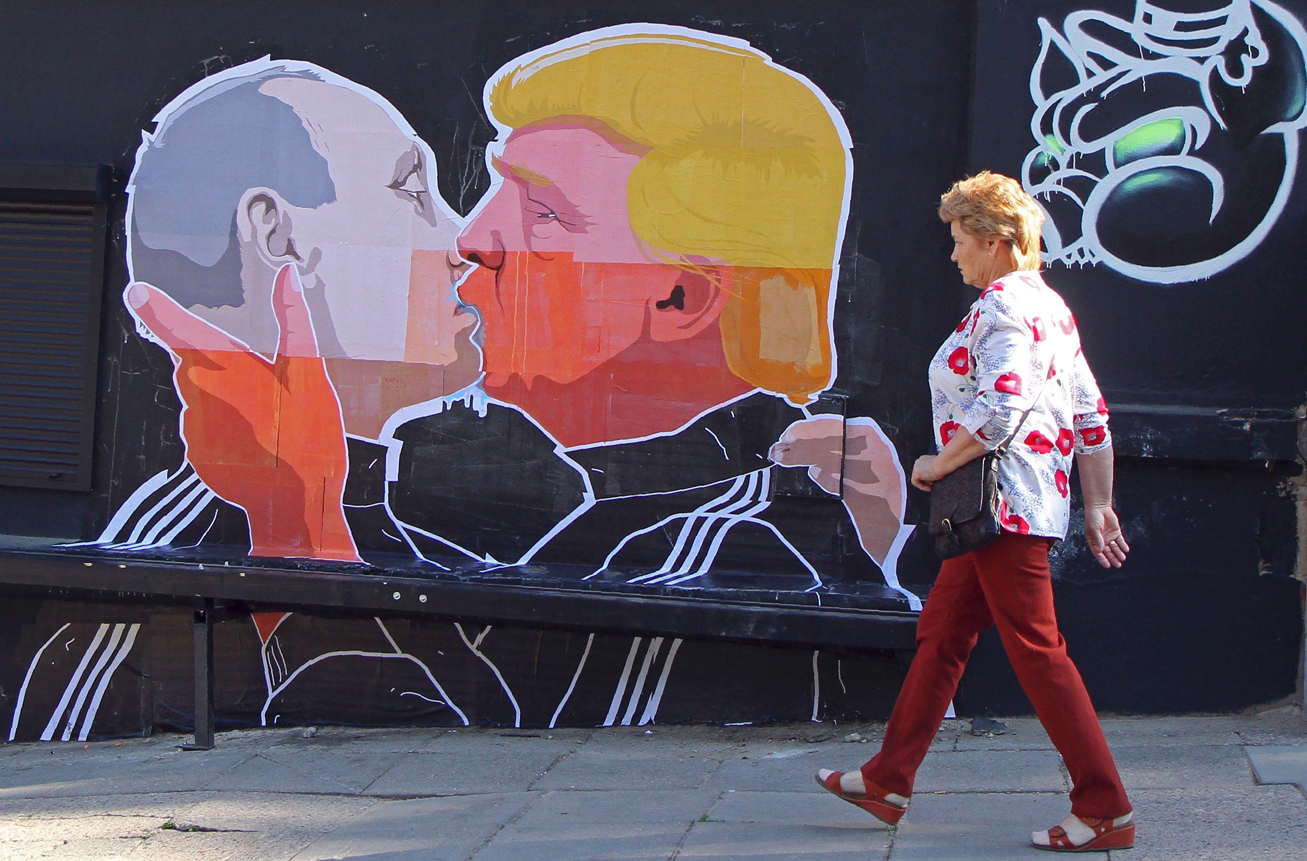 Trump Art 5