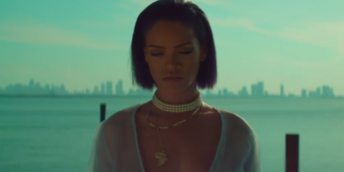 "Rihanna Shares the New Video for ""Needed Me"" news"