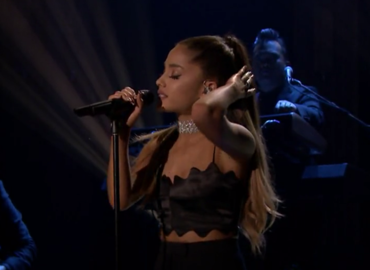 "Listen to Ariana Grande's Enchanting New Single, ""Dangerous Woman"" news"