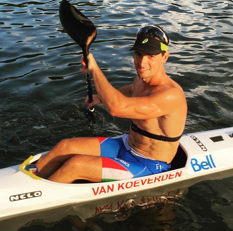 Adam Van Koeverden Instagram