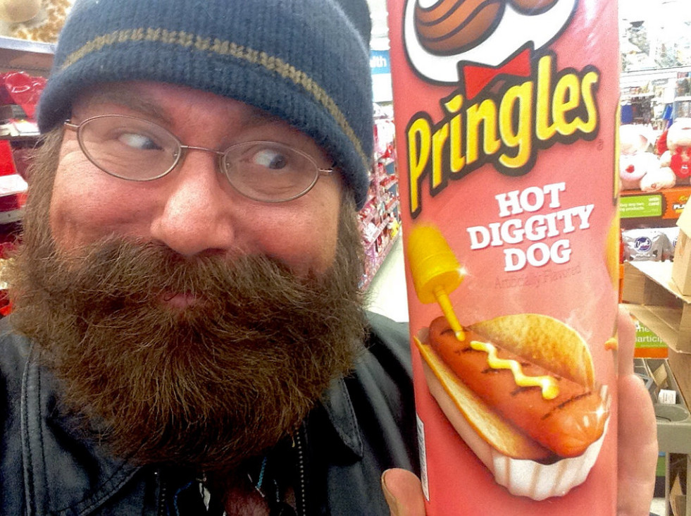 Mike Mozart Pringles