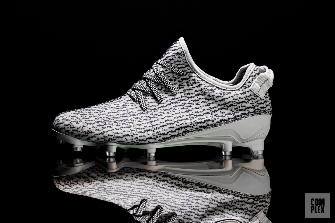 YEEZY Boost 350 Cleats Will Soon Be Released
