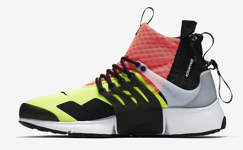 Nike Air Presto Acronym