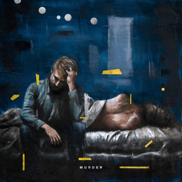 "This is the single cover for Lido's ""Murder."""