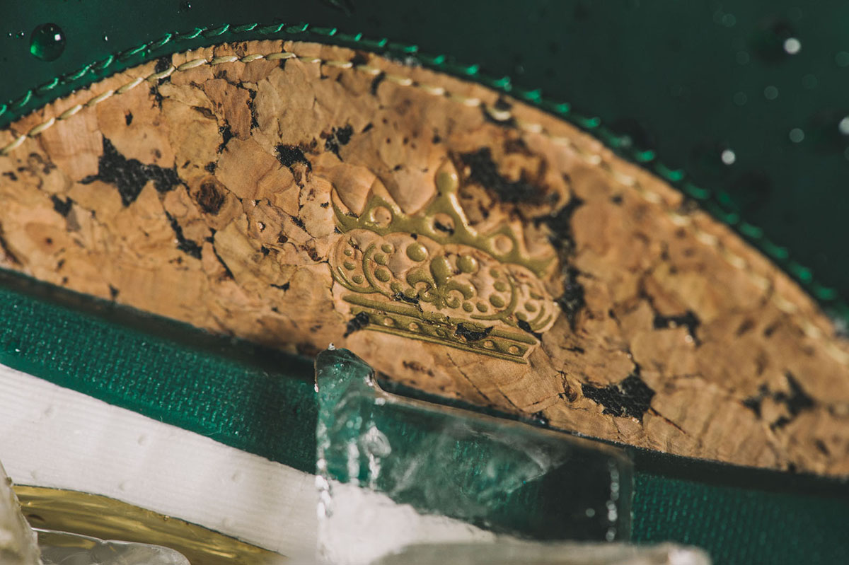 Adidas Champagne Cork Celebration Cleats Medial