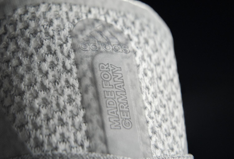 Adidas Futurecraft MFG Heel Detail