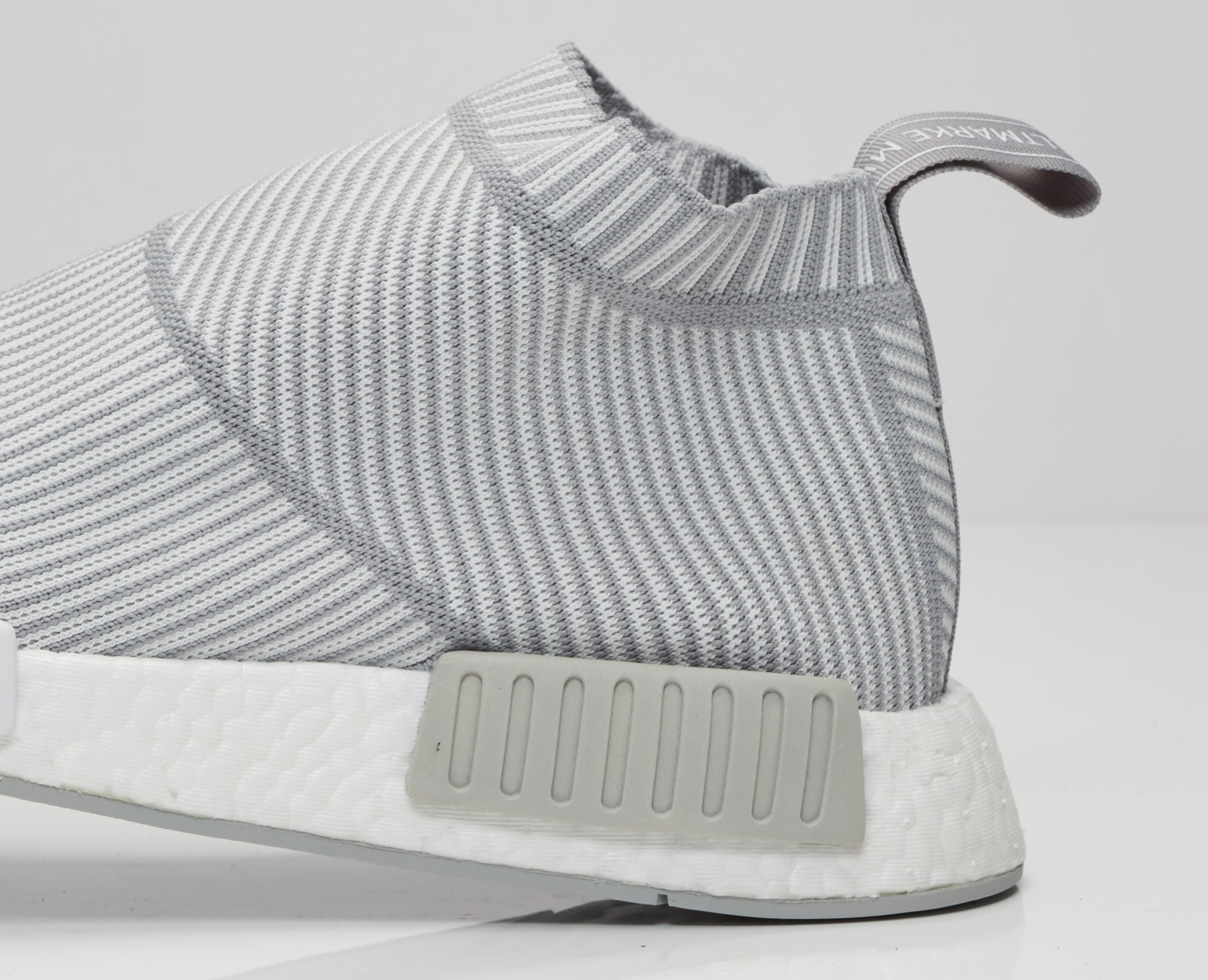 buy online 70dd0 34c12 Adidas NMD City Sock White Grey | Sole Collector