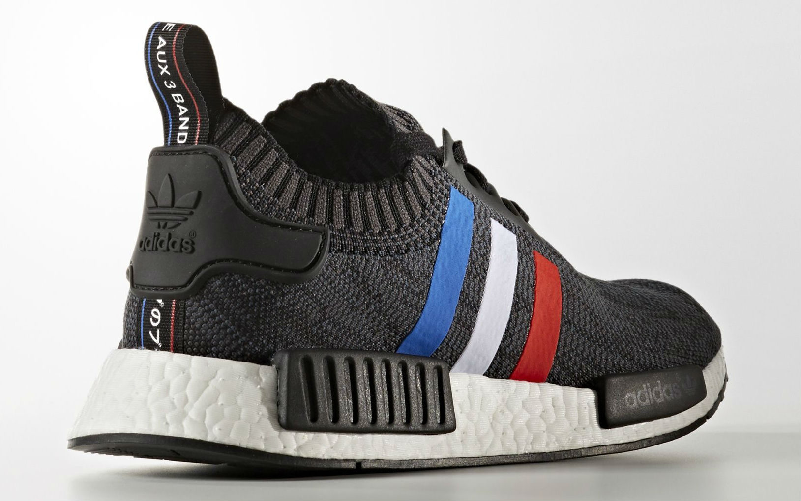 adidas NMD Primeknit Red, White & Blue Stripes | Sole Collector