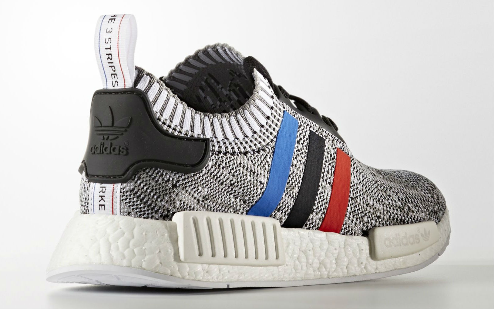 super popular 28099 d9fb1 adidas NMD Primeknit Red, White & Blue Stripes | Sole Collector