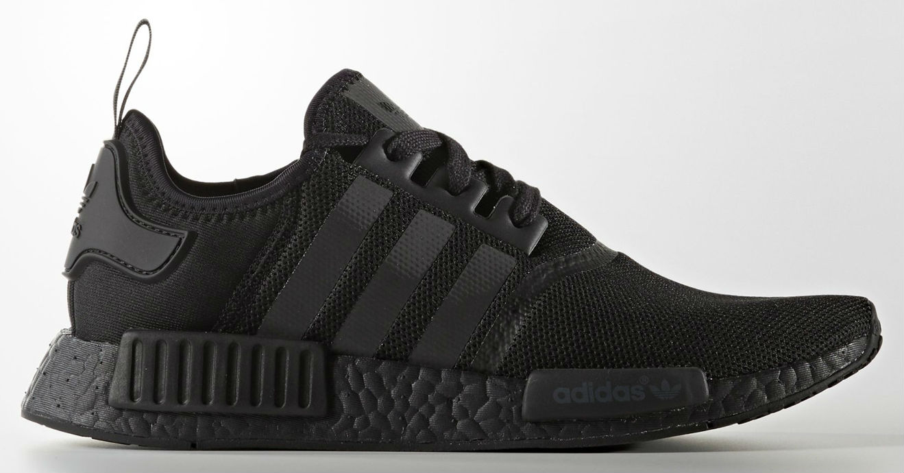 online retailer 10e5d 3524f Adidas NMD Triple Black Triple Red | Sole Collector