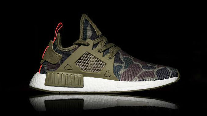 adidas NMD XR1 Green Camo   Sole Collector