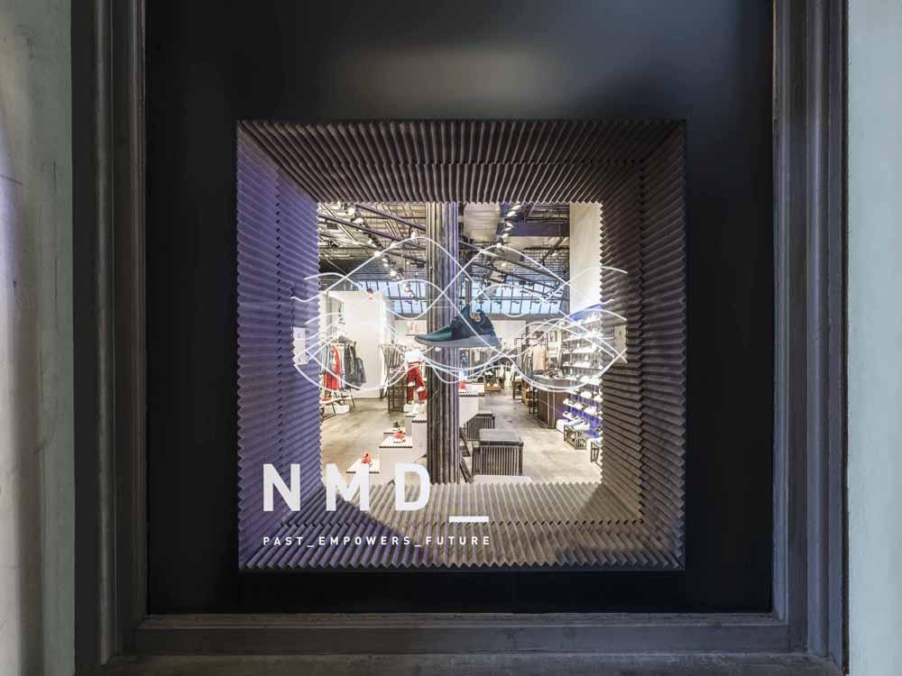 jueves Oblicuo Exactamente  Adidas Originals Store NYC Spring St Soho   Sole Collector