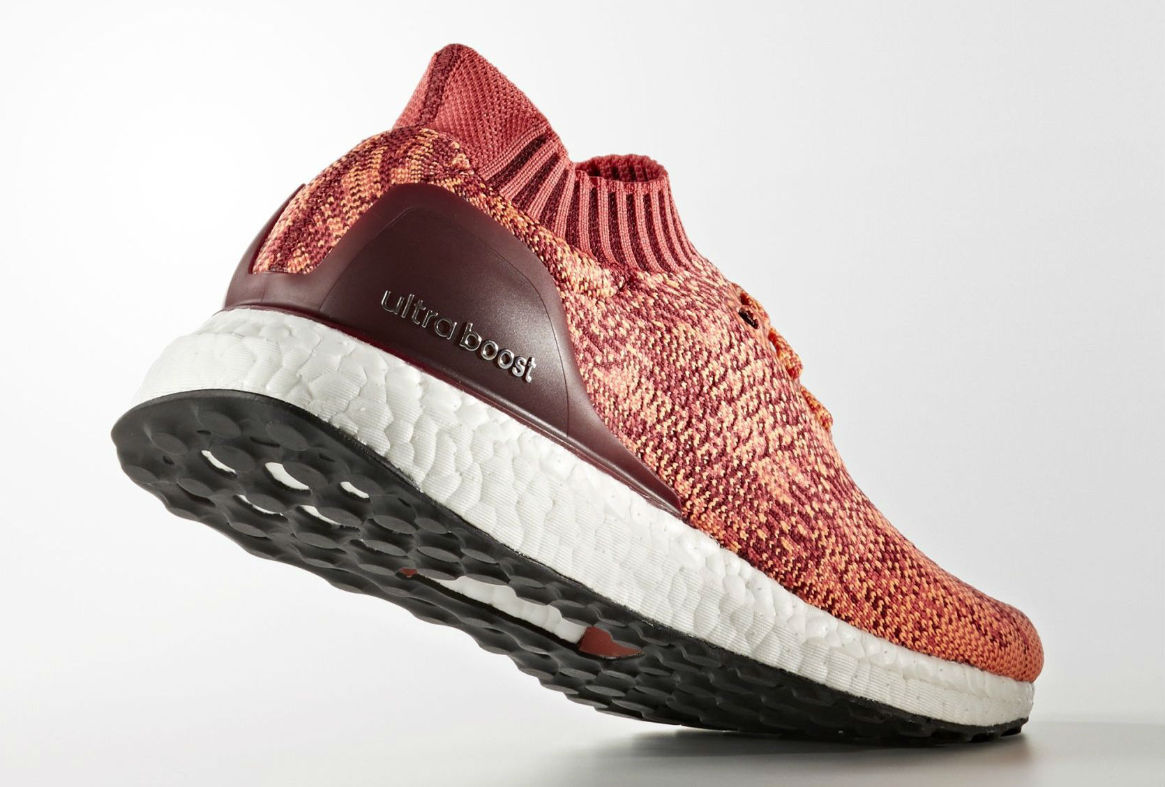 8e31eeba adidas Ultra Boost Uncaged Solar Red Orange BA9797 | Complex
