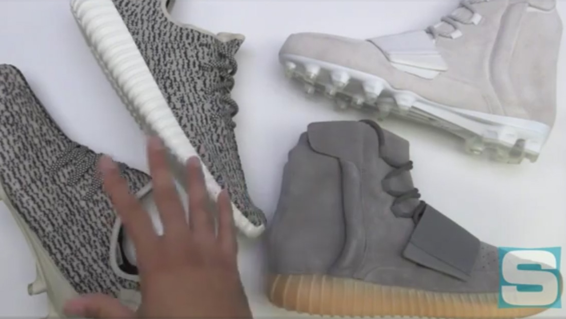 rastro Espera un minuto apenas  adidas Yeezy Cleat Comparison | Sole Collector