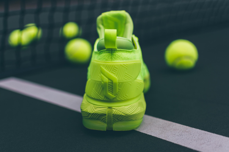 Adidas D Lillard 2 Tennis Ball   Sole