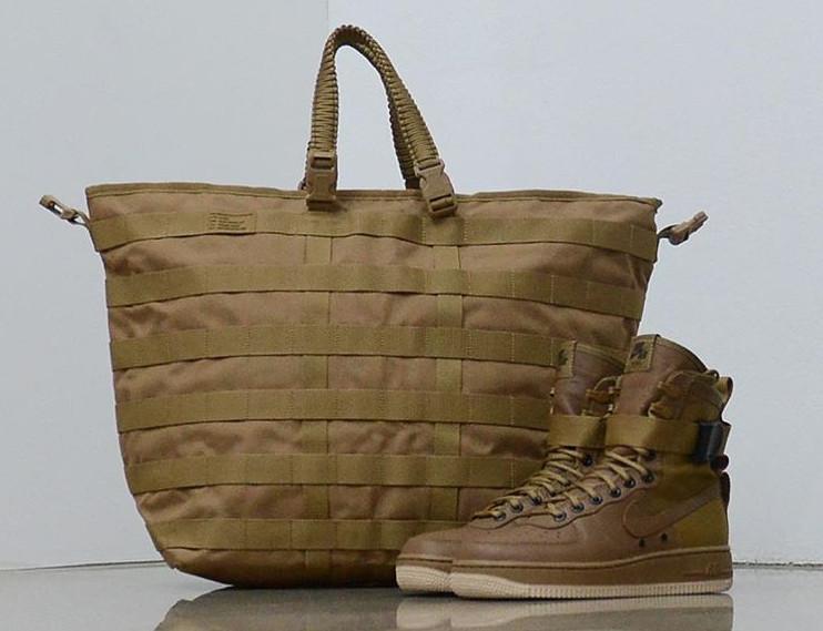 Nike SFAF1 Brown