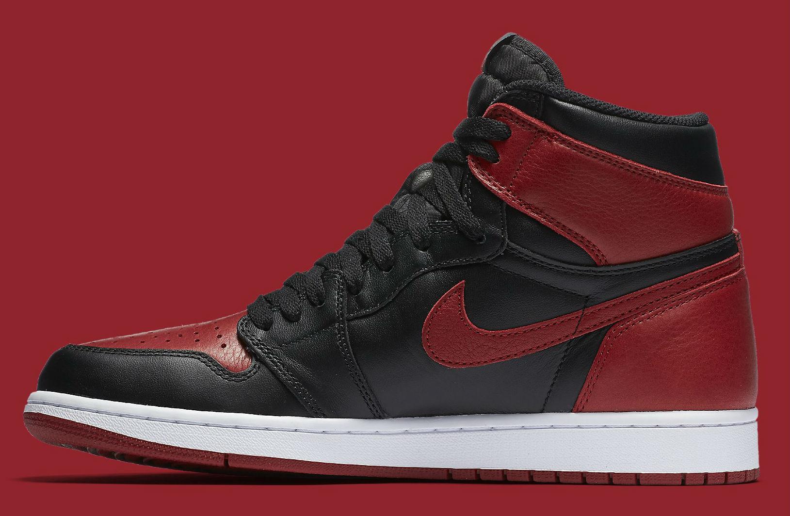 65e3696b146 Nike Air Jordan 1 Banned Nba
