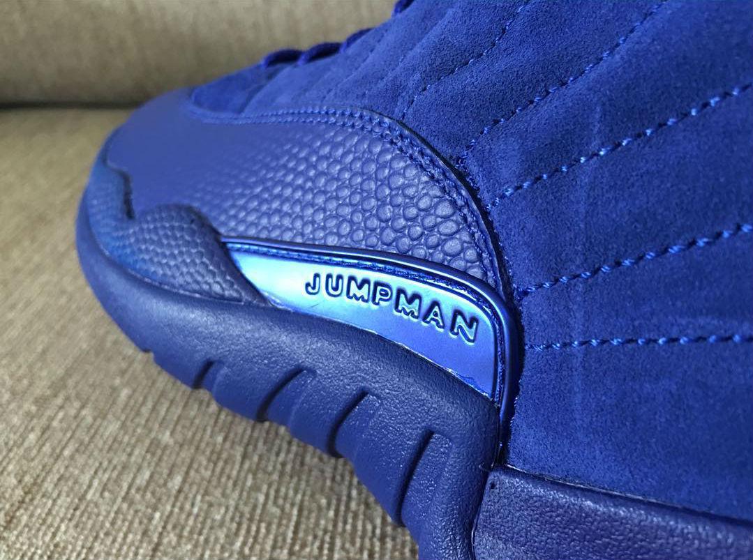 b41e19422fb Jordan 12 Deep Royal Blue | Sole Collector