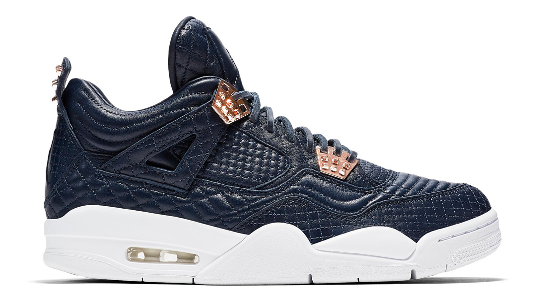 Air Jordan 4 PRM Obsidian Sole Collector Release Date Roundup