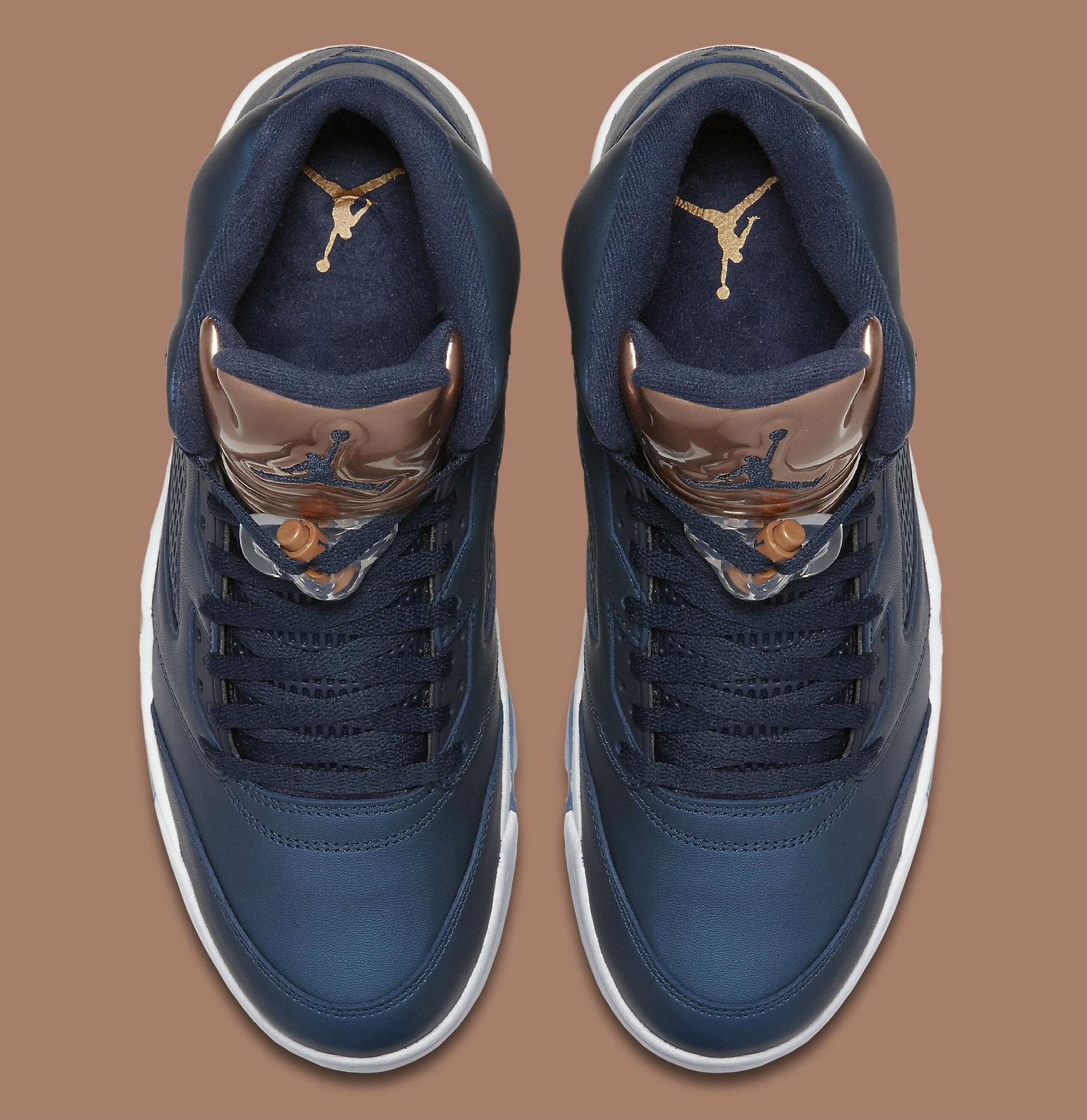 Air Jordan 5 Bronze Top 136027-416