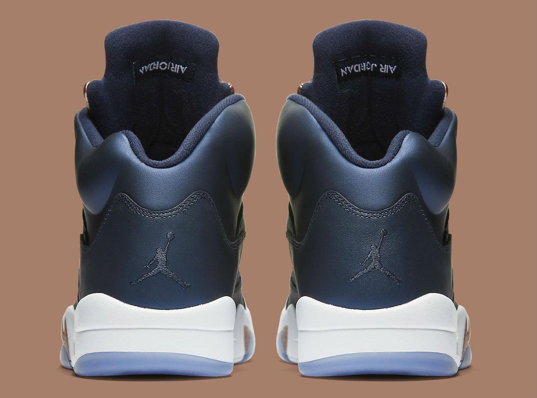 Air Jordan 5 Bronze Heel 136027-416