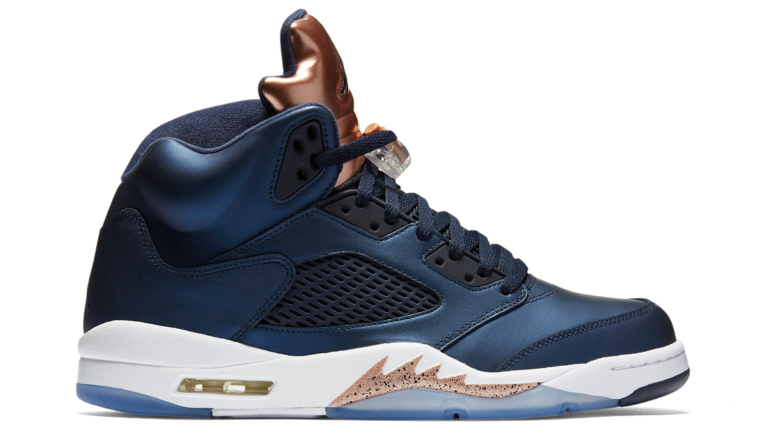 Air Jordan 5 Retro Bronze Sole Sollector Definitive Colorway Guide