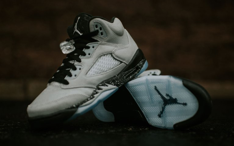 info for b12a8 a9df6 Wolf Grey Air Jordan 5 GG | Sole Collector