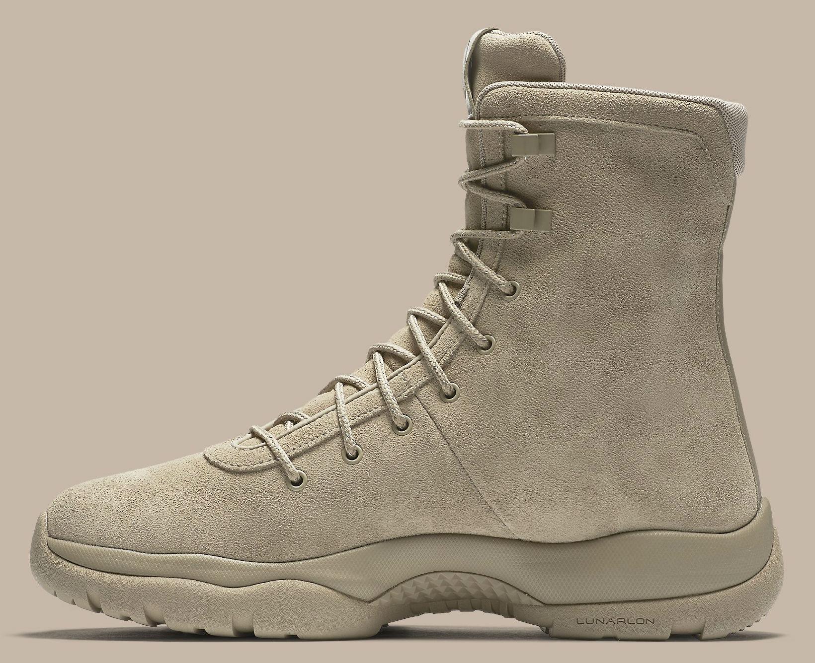 Air Jordan Future Boot Khaki Medial 878222-205