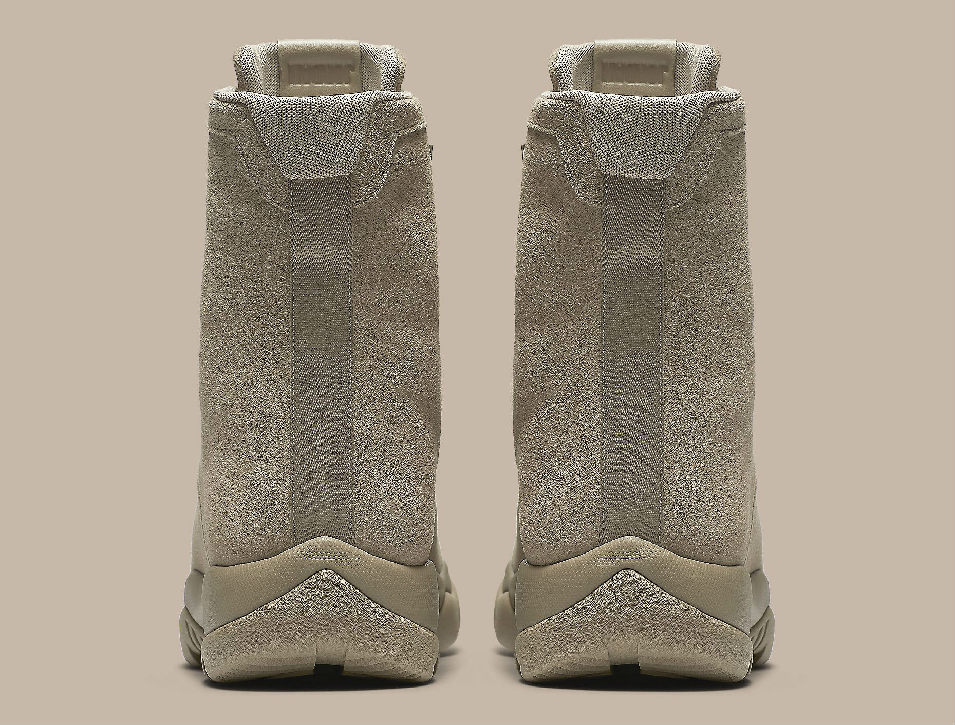 Air Jordan Future Boot Khaki Heel 878222-205