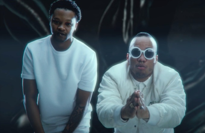 "Anderson .Paak Gets Creative in the New Video for ""The Season/Carry Me/The Waters"" news"