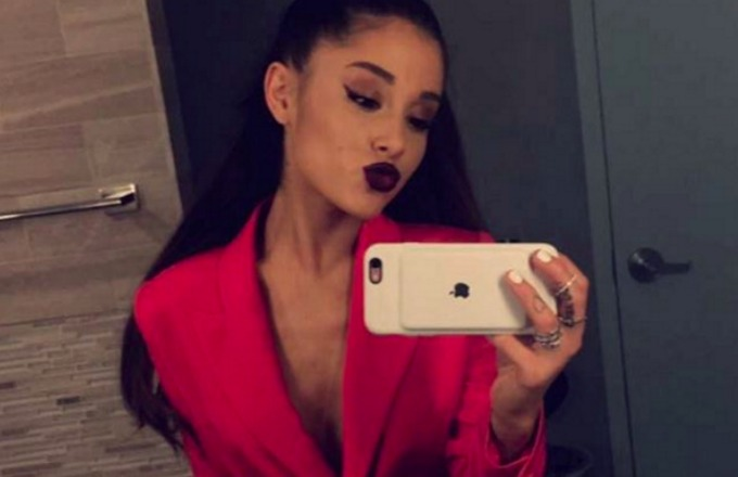 Ariana Grande Debuted a New 'Dangerous Woman' Track Last Night In Las Vegas news