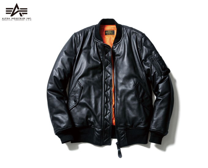 Uniform Experiment and Alpha Industries Team Up for a Leather ...