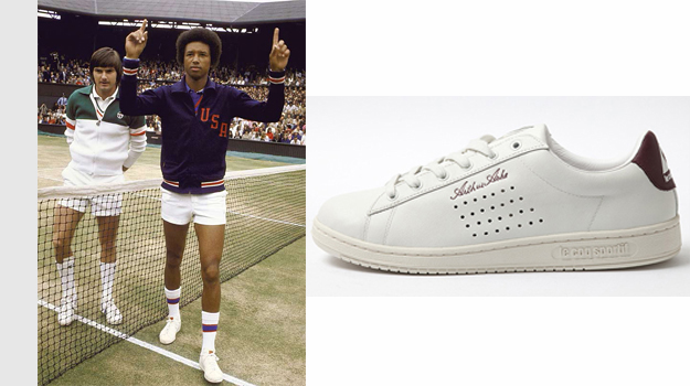 the sneakers worn by the 10 most iconic tennis chs at