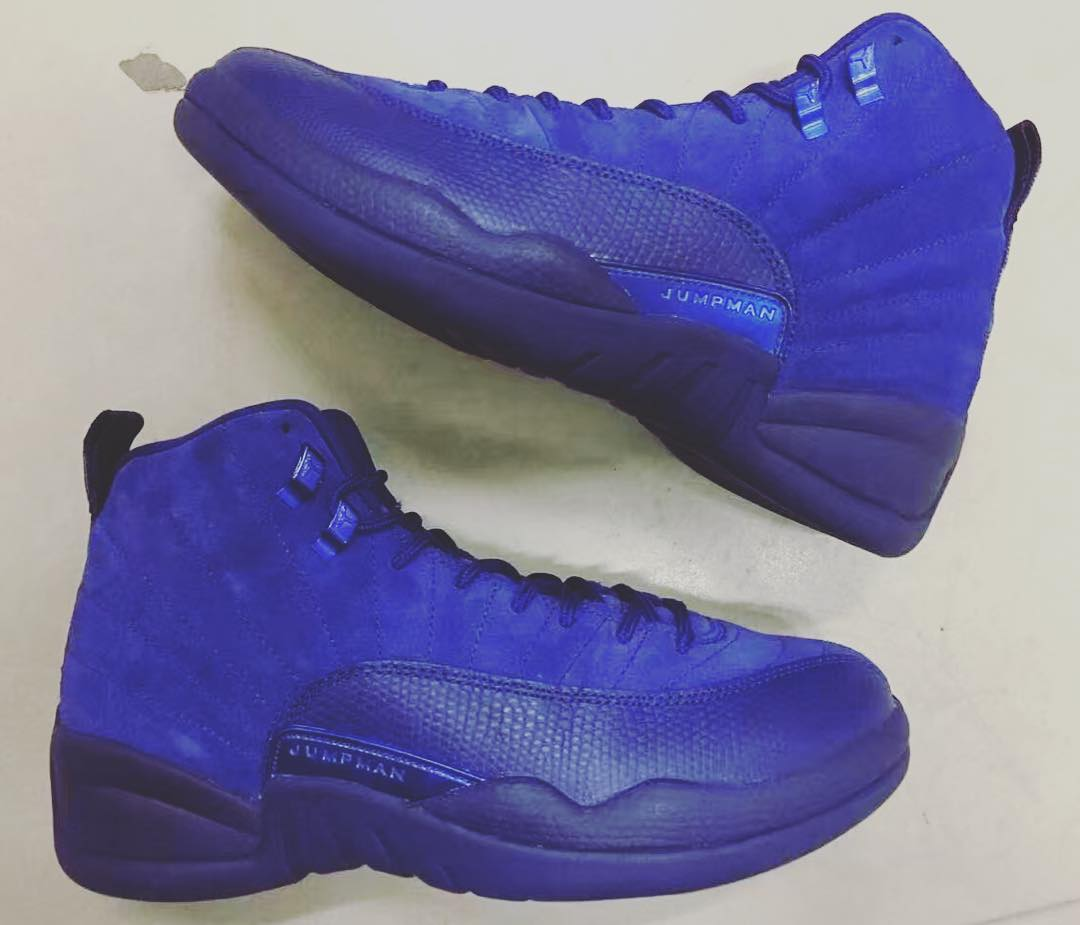Jordan 12 Deep Royal Blue  14ed55e18