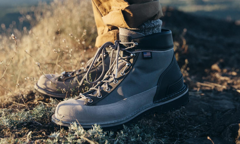 Danner New Balance Boots 03