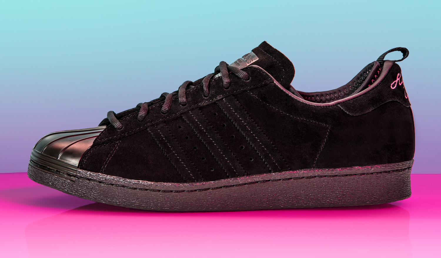 Eddie Huang Adidas Superstar Profile