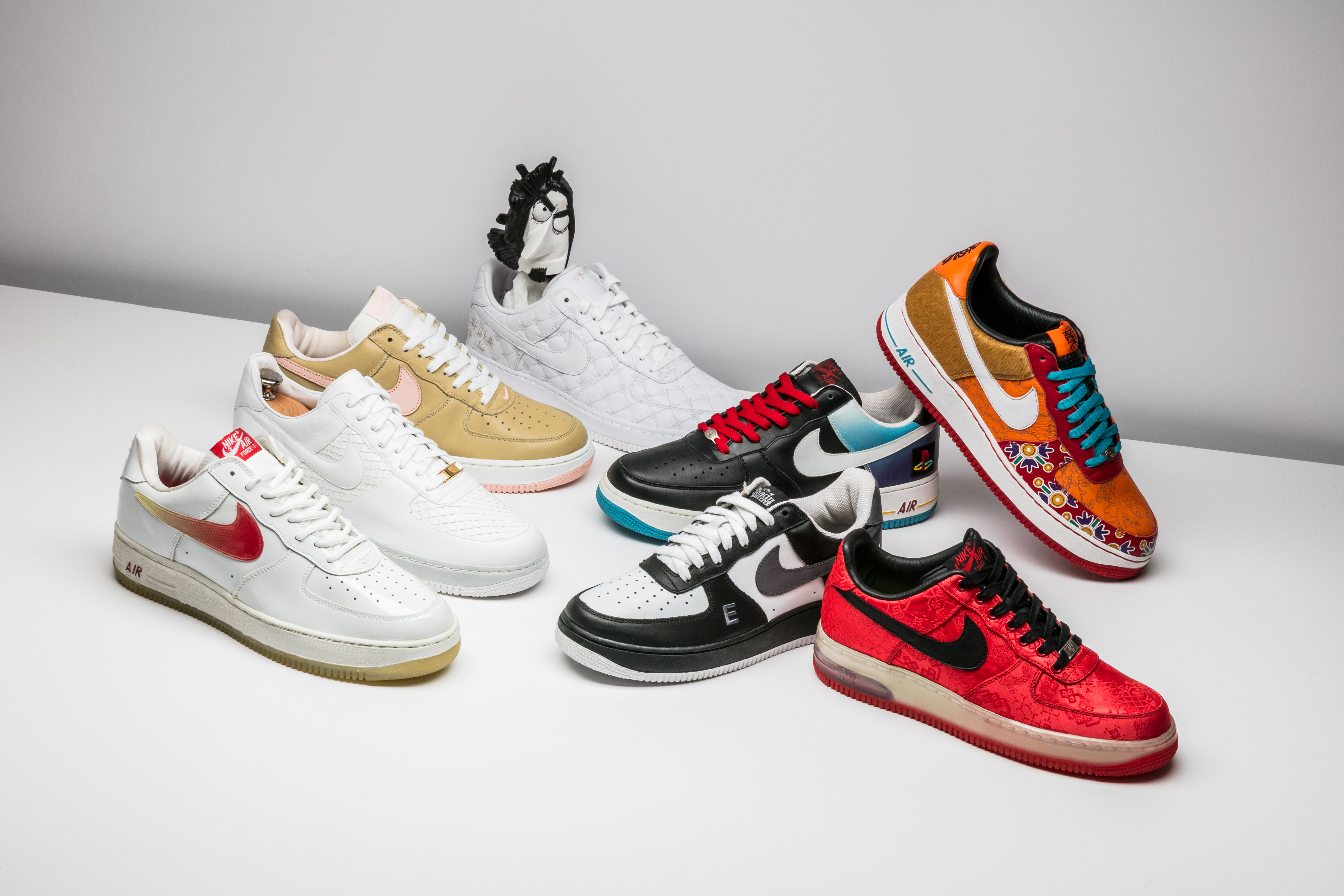 Air Force 1 Collector Nike Complex ConSole rxCBoed