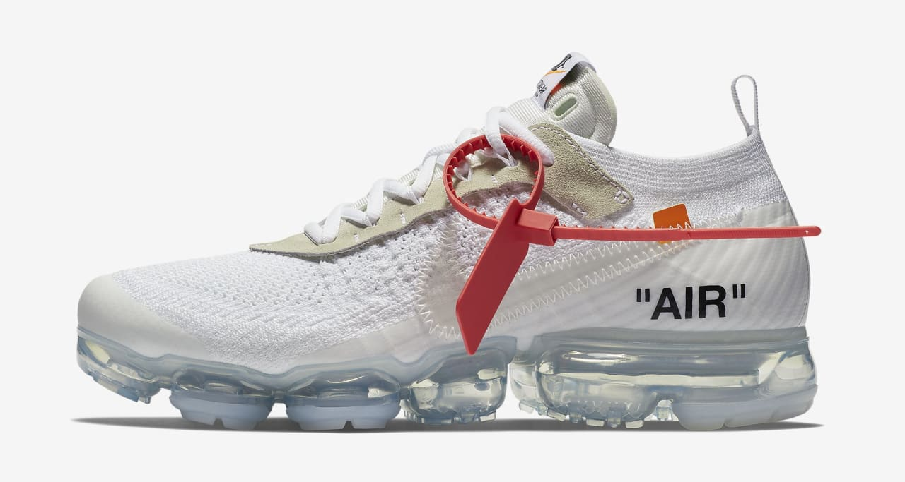 Nike Outlet Caught Reselling Off-White