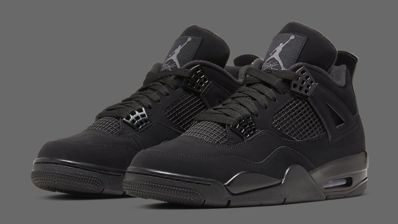 Black Cat' Air Jordan IV, Adidas Yeezy