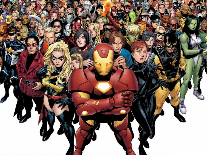 A Guide to the Marvel Universes | Complex